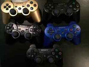 Playstation 3 Controllers / Manettes PS3