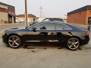 2009 Audi A5 Quattro 3.2 with S Line Coupe (2 door)