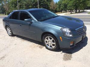 2005 Cadillac CTS Sedan Safety & Etested Mint! Windsor Region Ontario image 2