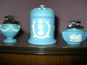 Wedgewood  Tobacco Jar