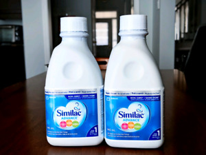 *BRAND NEW* Similac Advance Step 1 Ready-To-Use Baby Formula
