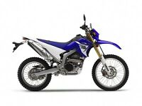 WANTED WR250R