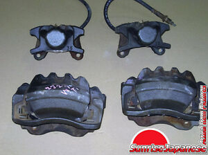 FRONT & REAR BRAKE CALIPER 4-POT 2-POT JDM 2JZGTE VVTi