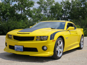 2012 Chevrolet Camaro 2SS (PRICE REDUCED)