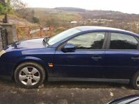 Vectra for spares