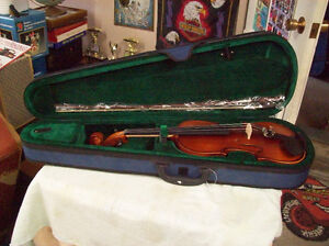 BRAND NEW ROTHENBERG VIOLIN WITH CASE