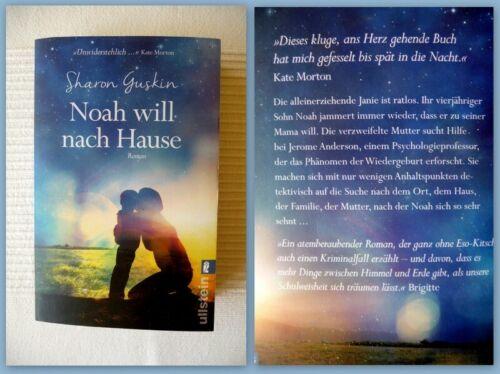 """""""Noah will nach Hause"""" Taschenbuch von Sharon Guskin"""