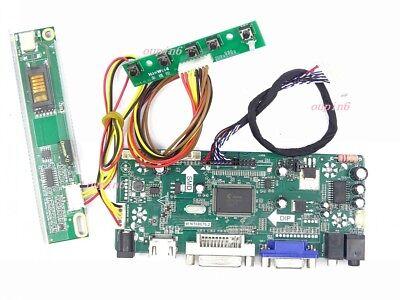 NT68676(HDMI+DVI+VGA) LCD Controller 20pin Cable Kit for LTN133W1-L01 1280X800
