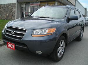2008 Hyundai Santa Fe LIMITED AWD LEATHER SUNROOF