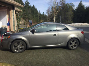 2010 Kia Forte Coupe (2 door)