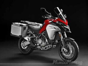 Ducati MULTISTRADA TOURING KIT side cases valises rabais de -50%