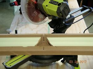 Crown Molding Jigs / Make Quick Accurate Cuts Very Time