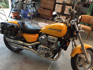 Immaculate Meticulously Maintained Honda Magna