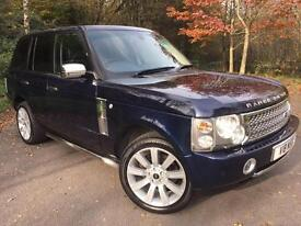 Land Rover Range Rover 3.0 Td6 HSE