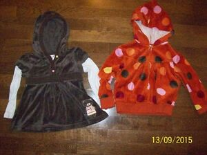 Gymboree 'Fall For Monkeys' Tops, Size 3T