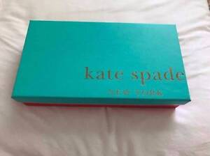 Kate Spade Patent Leather Red Wallet Paddington Eastern Suburbs Preview