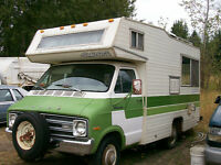Jamboree Motor Home