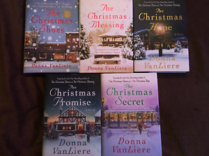 Donna VanLiere Christmas books