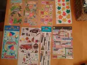 Large Lot of items for card making/scrap booking - PART 2 London Ontario image 8