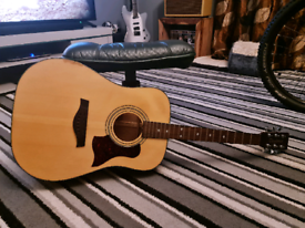 Tanglewood tw12f acoustic(spares or repairs)