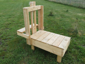 Goat milking stand for sale