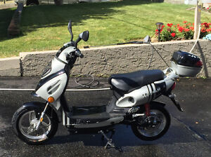 Kaishan K500ws Electric Scooter