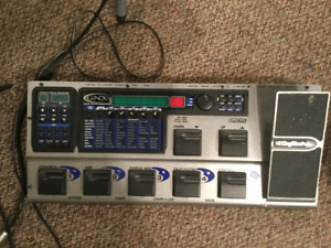 DigiTech GNX3™ Guitar Workstation