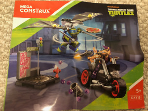 Mega Bloks Teenage Mutant Ninja Turtle sets