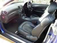 2004 54 MERCEDES-BENZ CLK 1.8 CLK200 KOMPRESSOR AVANTGARDE 2D AUTO 163 BHP