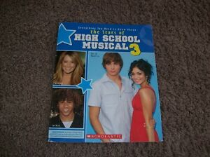 High School Musical 3 Book