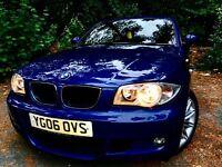 BMW 120D M SPORTS BARGAIN LOOK!! PART EX AUDI MERCEDES