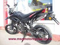 2016 ksr tw 125cc moto for sale