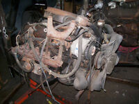 moteur gm 6.2L diesel pick-up / truck / chevy / chevrolet / gmc