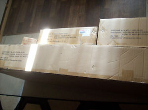 "Yamaha 54"" TRIC Front Mount Plow Assembly New in Four Boxes"