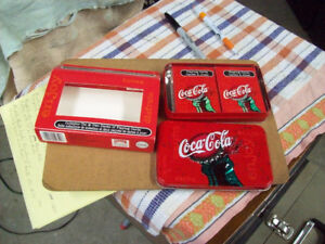 COCA COLA PLAYING CARDS NEW