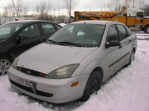 2003 Ford Focus Berline