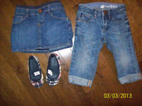 Gap Clothing, 18-24 months & Shoes Size 6