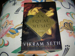 An Equal Music-Novel-Vikram Seth-First Edition Hardcover