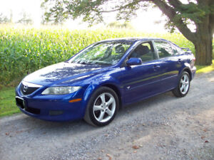 2004 Mazda 6 (189K) Great Car and Clean..