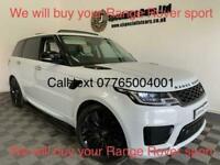 2018 Land Rover Range Rover Sport 3.0 SDV6 HSE 5DR AUTOMATIC Estate Diesel Autom