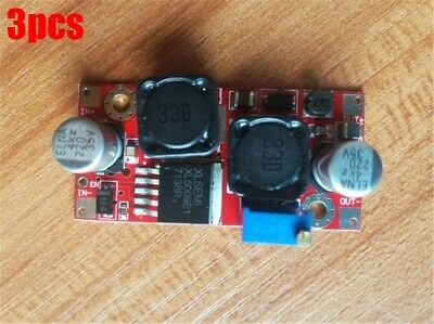 3pcs Step Up Down Converter Xl6009 Module Voltage Boost Buck Dc Adjustable Ic Ti