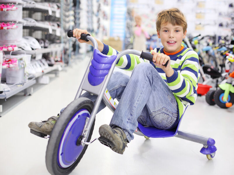 Freiheit auf 3 Rädern: Die Top 3 Dreirad-Modelle für Kinder