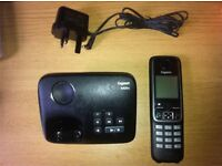 Gigaset A420A Cordless Home Phone with Answering Machine