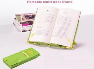New-portable-bookstand-folding-book-holder-bookrest-lectern