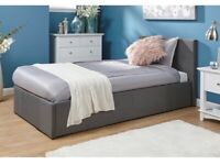 Brand new single bed in box for sale