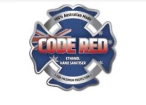 Hand cleanser from code red