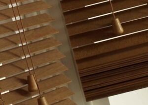 White Timber/Timber Look Blinds! Super Sale on NOW! Claremont Nedlands Area Preview