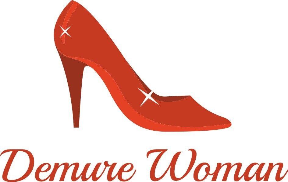 Demure Woman