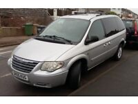 Chrysler, VOYAGER, MPV, 2005, Other, 2776 (cc), 5 doors