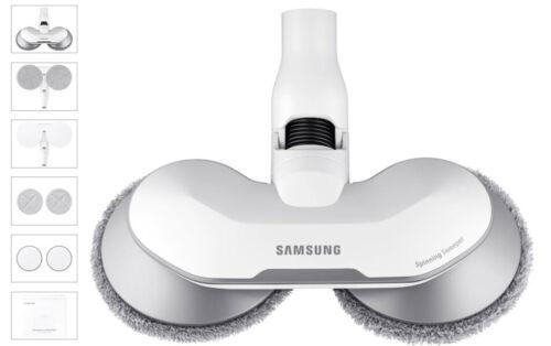 Samsung Jet Spinning Sweeper Brush Jet Pet 70 Complete NEW NIB WHITE